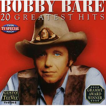 Bobby Bare - 20 Greatest Hits [CD] USA import