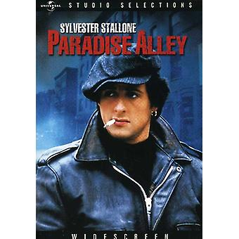 Paradise Alley [DVD] USA import