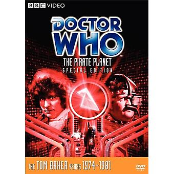 Doctor Who - Doctor Who: Pirate Planet [DVD] USA import