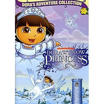 Dora the Explorer - Dora Saves the Snow Princess [DVD] USA import