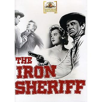 Iron Sheriff [DVD] USA import