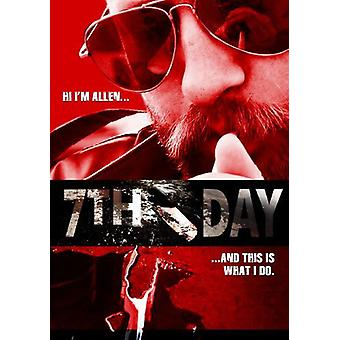 7th Day [DVD] USA import