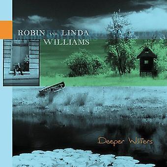 Robin Williams & Linda - importation USA d'eaux profondes [CD]