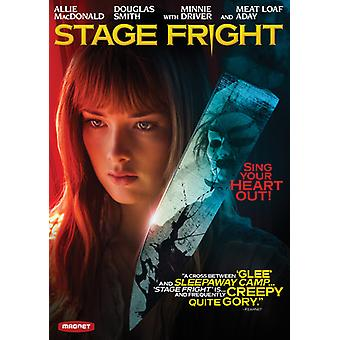 Stage Fright [DVD] USA import