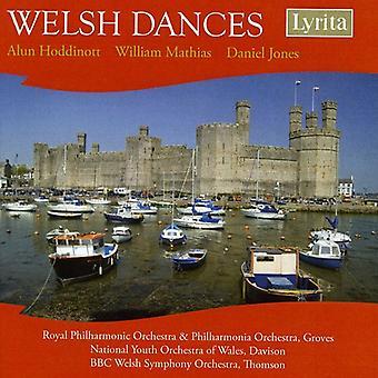 Groves/BBC Welsh So - Welsh Dances [CD] USA import