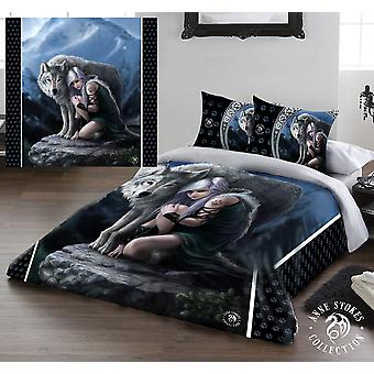 Protector - duvet & pillow cases covers set double/twin