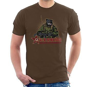 Call Of Mother Russia Men's T-Shirt