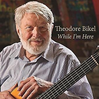 Theodore Bikel - While Im Here [CD] USA import
