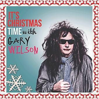 Gary Wilson - det är juletid med Gary Wilson [CD] USA import
