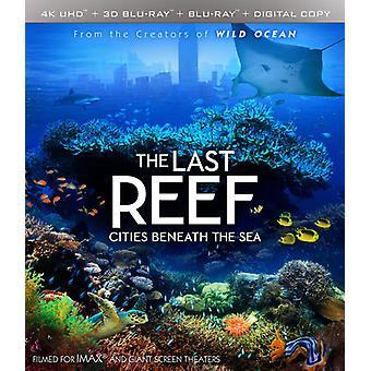 IMAX: Siste revet: byer under the Sea [Blu-ray] USA import
