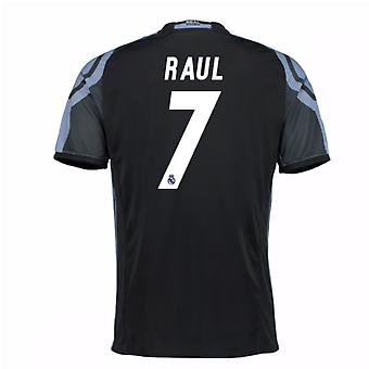 2016-17 real Madrid maillot 3 rd (Raul 7)