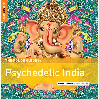 Rough Guide to Psychedelic India - Rough Guide to Psychedelic India [CD] USA import