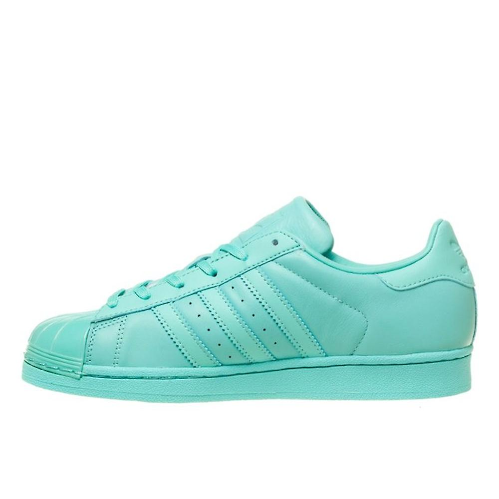 Adidas Superstar Glossy Toe BB0529 universal all year women shoes