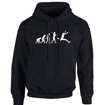 Athletics Evo Evolution Unisex Hoodie 10 Colours (S-5XL) by swagwear