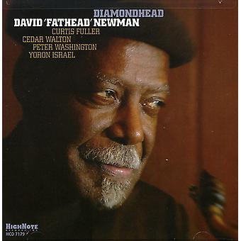 David Fathead Newman - Diamondhead [CD] USA import