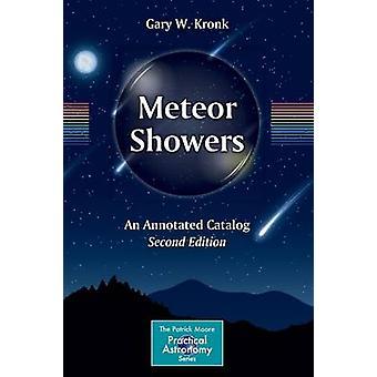 Meteor Showers by Gary Kronk