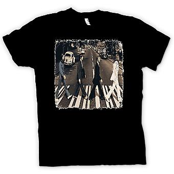 Camiseta de los niños - Beatles - Abbey Road - Album Art