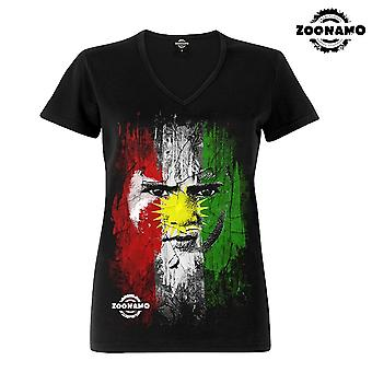 Zoonamo T-Shirt ladies Spa DIS level of classic
