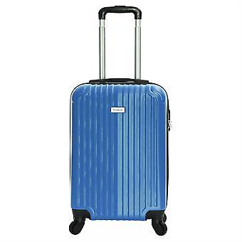 Slimbridge Borba 55 cm harde koffer, Ocean Blue