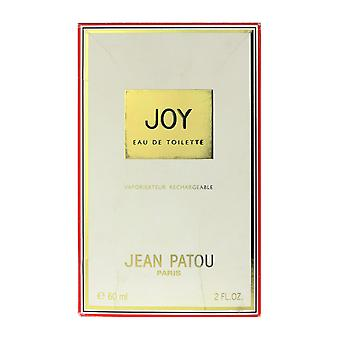 Joy de Jean Patou Eau De Toilette Spray recargable 2,0 Oz/60 ml en caja
