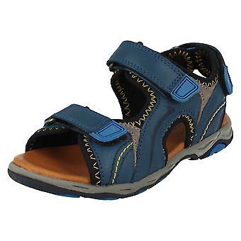 Pojkar Startrite kardborrband sandaler Bay