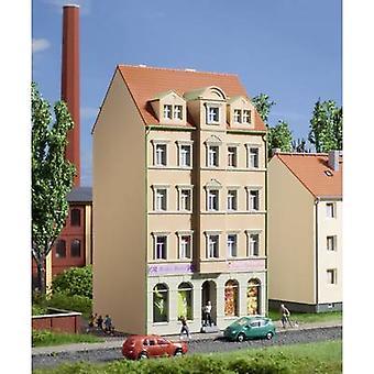 Auhagen 14477 N Town house Ringstrasse 3 Assembly kit