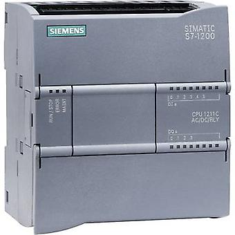 Siemens CPU 1211C AC/DC/RELAIS 6ES7211-1BD30-0XB0 PLC Controller 115 V AC, 230 V AC