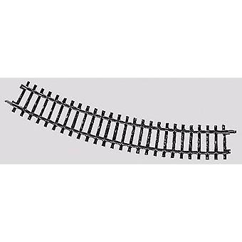 2221 H0 Märklin K (w/o track bed) Curve 30 ° 360 mm
