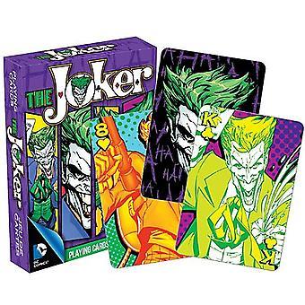 Joker (Batman) joukko pelikortit (52269)