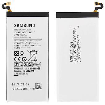 Battery for Samsung Galaxy S6, 2550mAh - EB-BG920ABE Replacement Battery