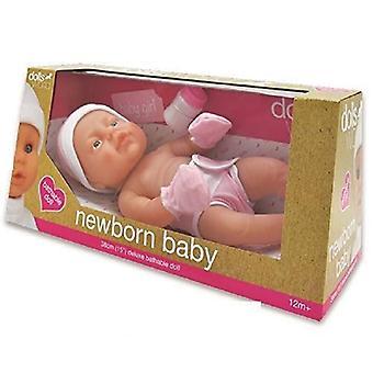 Dukker verden nyfødte Baby pige dukke