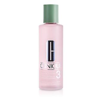 Clinique Clarifying Lotion 3 Twice A Day Exfoliator (formulé pour la peau asiatique) - 400ml/13.5oz