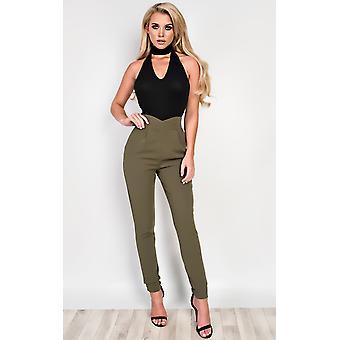 IKRUSH Womens Margot Tailored Trousers