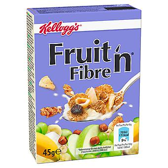 Kelloggs Fruit and Fibre Cereal Portion Packs