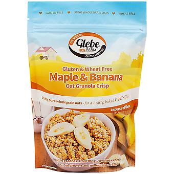 Glebe Farm Gluten Free Maple & Banana Oat Granola