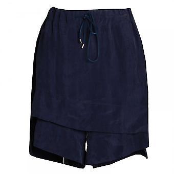 Crea Concept Women's Loose Culotte Style Shorts