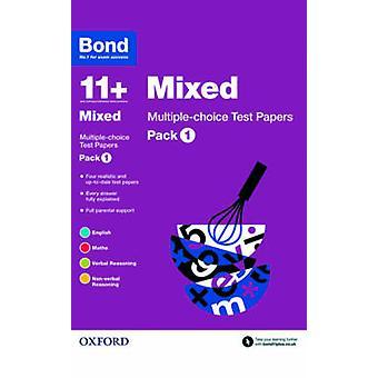 Bond 11 + - gemengd - meerdere keuze examenteksten - Pack 1 door Alison Primro