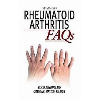 Rheumatoid Arthritis FAQs by Cynthia K. Matzko - Eric D. Newman - 978