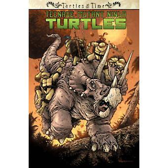 Teenage Mutant Ninja Turtles - Turtles in Time av Paul Allor - Erik Bu