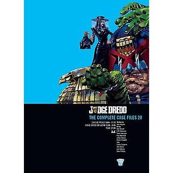 Döma Dredd - Casefiles - 28 av John Wagner - 9781781084335 bok