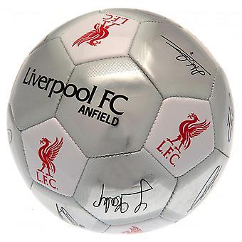 Liverpool FC Official Signature Football