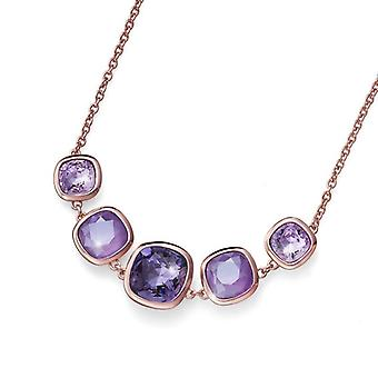 Collier Royalty RG violetti