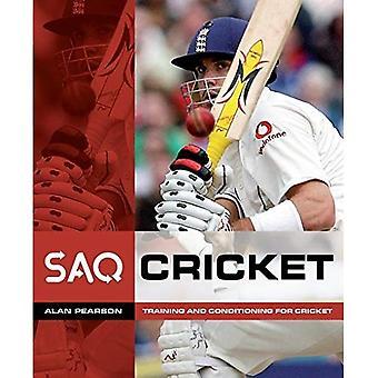 SAQ kriketti: Nopeus, ketteryys ja nopeus kriketti