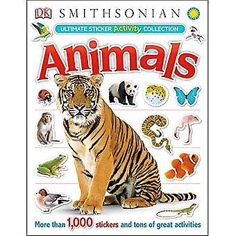 Ultimative Stickerkollektion Aktivität: Tiere (ultimative Aufkleber Sammlungen)