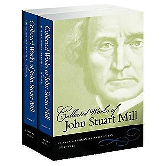 Recueils d'essais de John Stuart Mill sur l'économie et la société