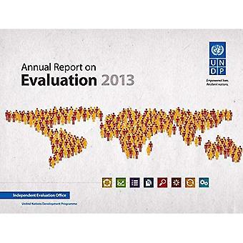 Årsrapport om utvärdering 2013