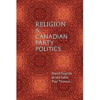 Religion et politique canadienne