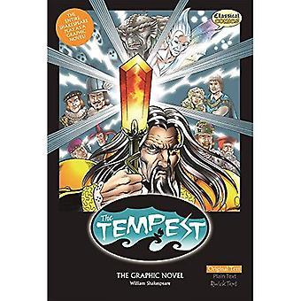 The Tempest the Graphic Novel: Original Text