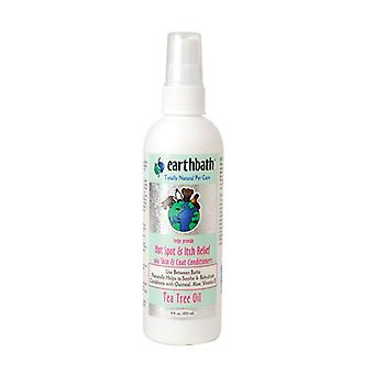 Earthbath Natural Hot Spot & Itch Relief Soothing Spray Tea Tree Oil, 237ml
