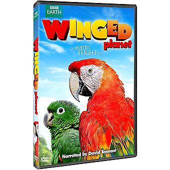 Winged Planet [DVD] USA import
